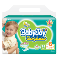 BabyJoy Tape Diaper (Junior XXL Size)