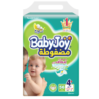 BabyJoy Tape Diaper (Large + Size)