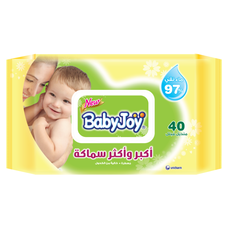 BabyJoy Wet wipes